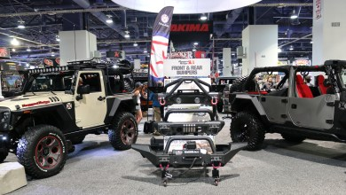 Photo of Rugged Ridge® Introduces New Aftermarket Accessories For Wrangler (JL) at SEMA: