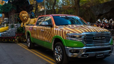 Photo of Ram Trucks Will Lead The Way At The 93rd Annual Macy's Thanksgiving Day Parade: