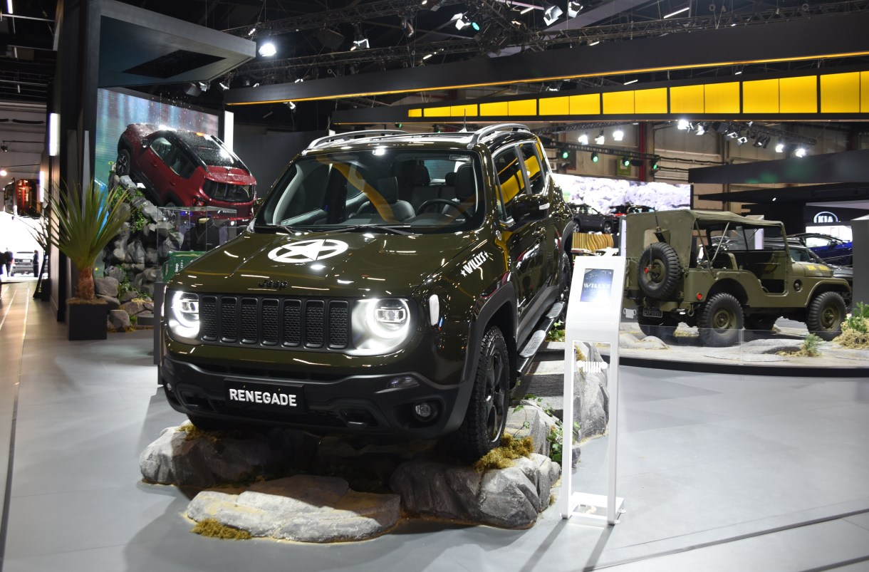 Meet The Brazil Only 2019 Jeep Renegade Willys Limited Edition