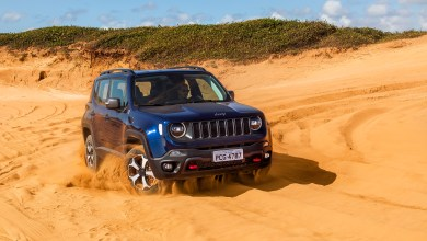 Photo of Brazilian-Spec 2019 Jeep Renegade Makes Its Debut:
