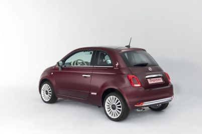France Only Fiat 500 By Repetto. (FIAT France).