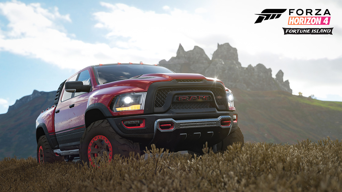 UPDATED: Ram Rebel TRX Concept One Of The Stars Of New Forza