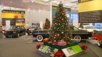 Photo of Throwback Tuesday: Cars, Trees & Traditions:
