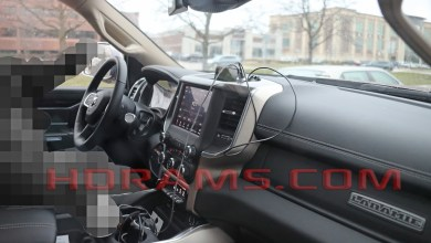Photo of BREAKDOWN: 2019 Ram Heavy Duty Interior: