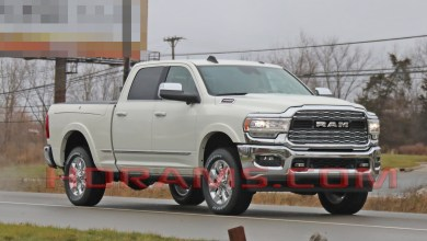 Photo of Dealer Info, Sheds Light On Ram Heavy Duty Lineup with VIDEO: