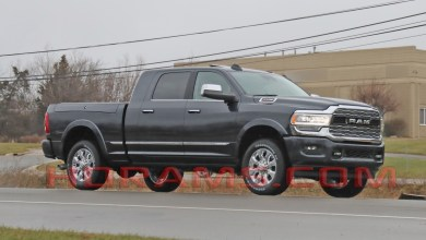 Photo of CAUGHT! Here Is The 2019 Ram Heavy Duty In Multiple Trims (UPDATED):