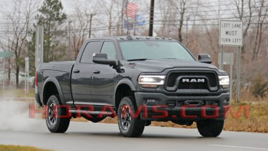 Photo of CAUGHT: Here It Is The New 2019 Ram 2500 Power Wagon: