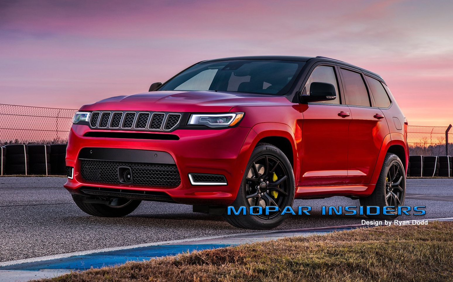 could this be the next generation jeep grand cherokee trackhawk mopar insiders. Black Bedroom Furniture Sets. Home Design Ideas