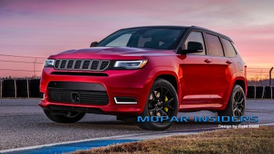 Photo of Could This Be The Next Generation Jeep Grand Cherokee Trackhawk?