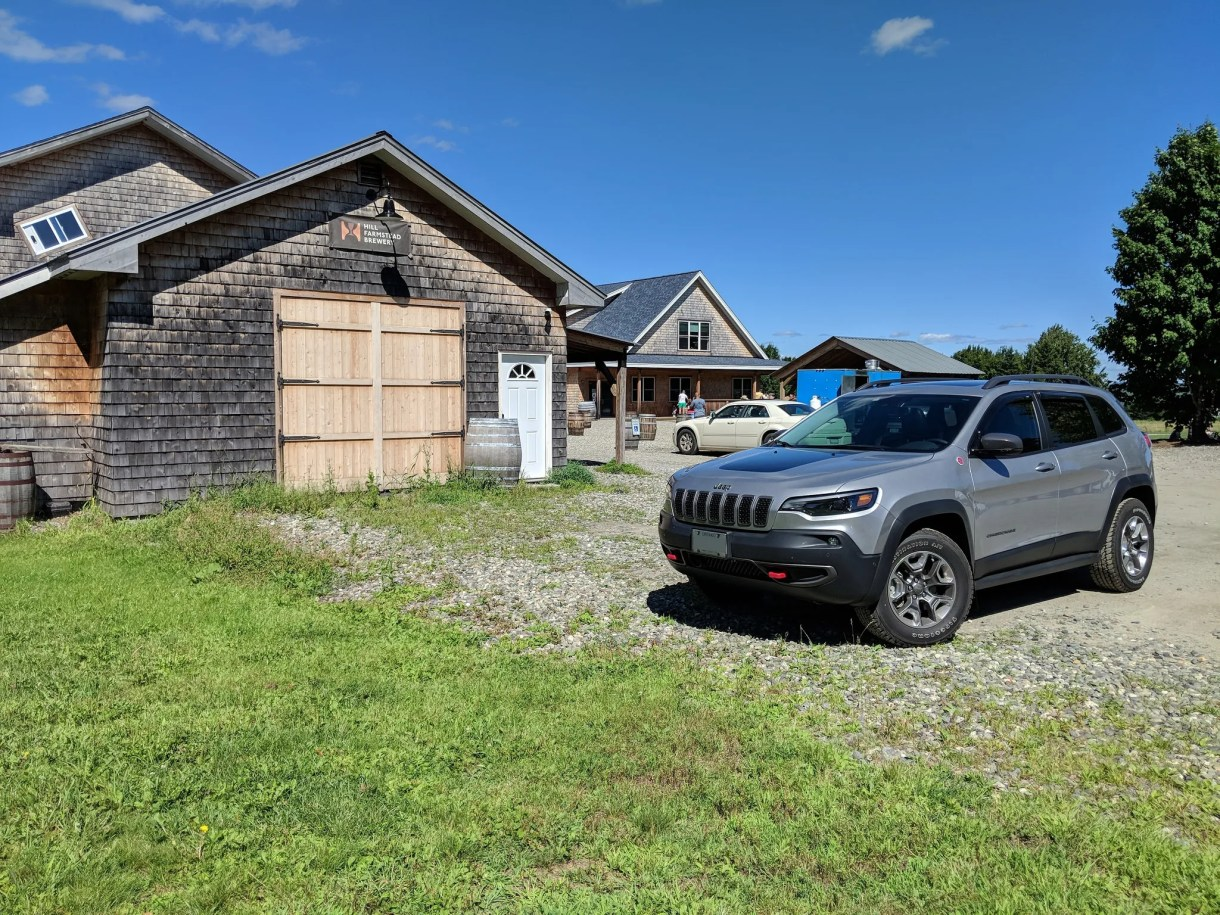 2019 Jeep Cherokee Trailhawk: Nine Month Update: - Mopar