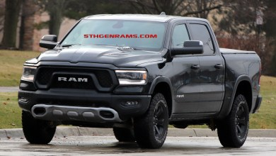 Photo of CAUGHT: ECODIESEL 2019 Ram 1500 Rebel On The Streets: