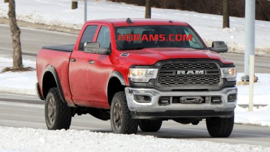 Photo of SPOTTED: 2019 Ram 2500 Tradesman Power Wagon Testing: