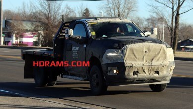 Photo of CAUGHT: 2019 Ram 3500 Chassis Cab Payload Testing: