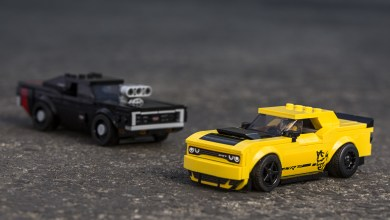 Photo of LEGO Speed Champions Building Set Giveaway: