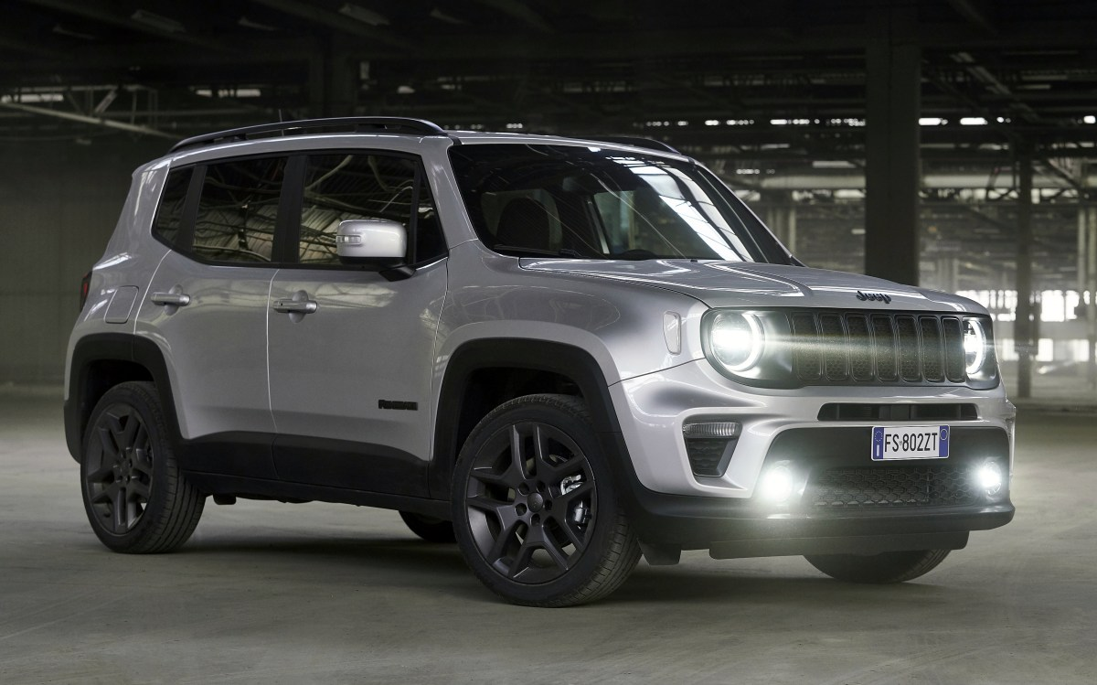 "Jeep Expands Renegade Lineup In Europe With New ""S"" Model:"