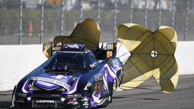 Photo of Beckman Takes Charger To NHRA Winternationals Final: