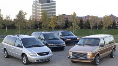 Photo of New Book Tells History Of Creation Of The Minivans: