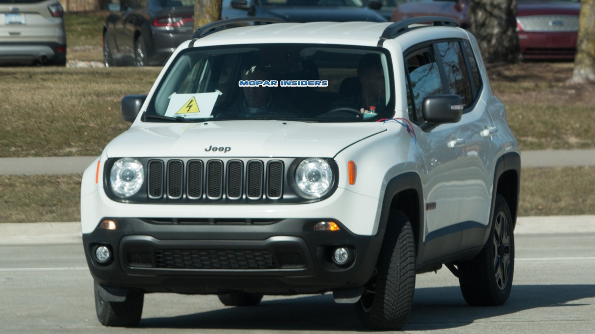 Jeep Getting Ready To Launch Two New Hybrid Models?