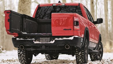 Photo of Ram Canada Releases Details On Its Plan For The Multifunction Tailgate: