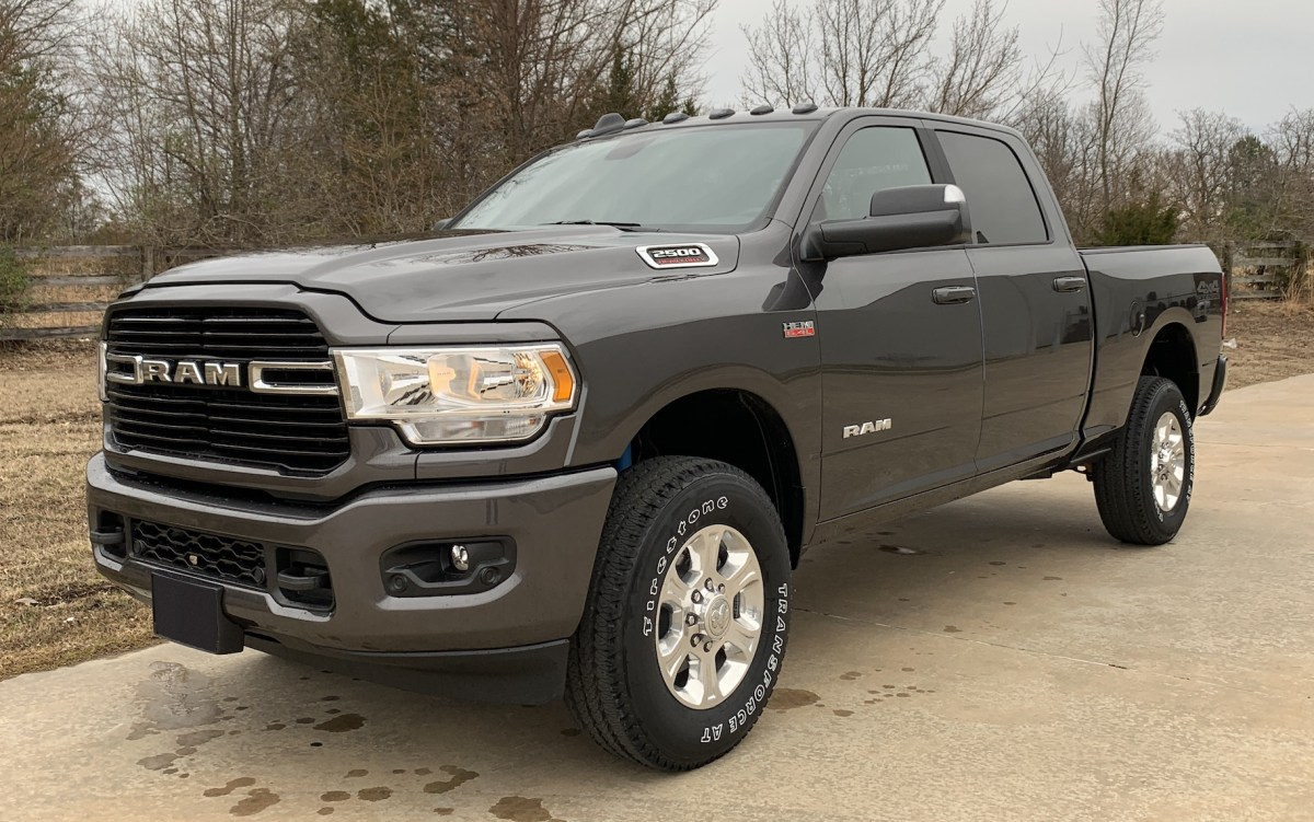 2019 Ram Heavy Duty Models Appearing In Dealer Inventories: