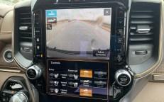 2019 Ram 3500 Laramie Longhorn Crew Cab Dually Interior. (HDRams).