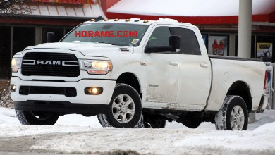 Photo of CAUGHT: Production-Spec 2019 Ram 2500 Big Horn Sport 4×4: