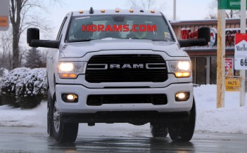 2019 Ram 2500 Big Horn Sport 4x4. (Real Fast Fotography).