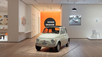 Photo of Fiat 500 In The Spotlight At The Museum Of Modern Art In New York:
