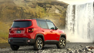 Photo of Jeep Launches 2019 Renegade Build & Price Configurator: