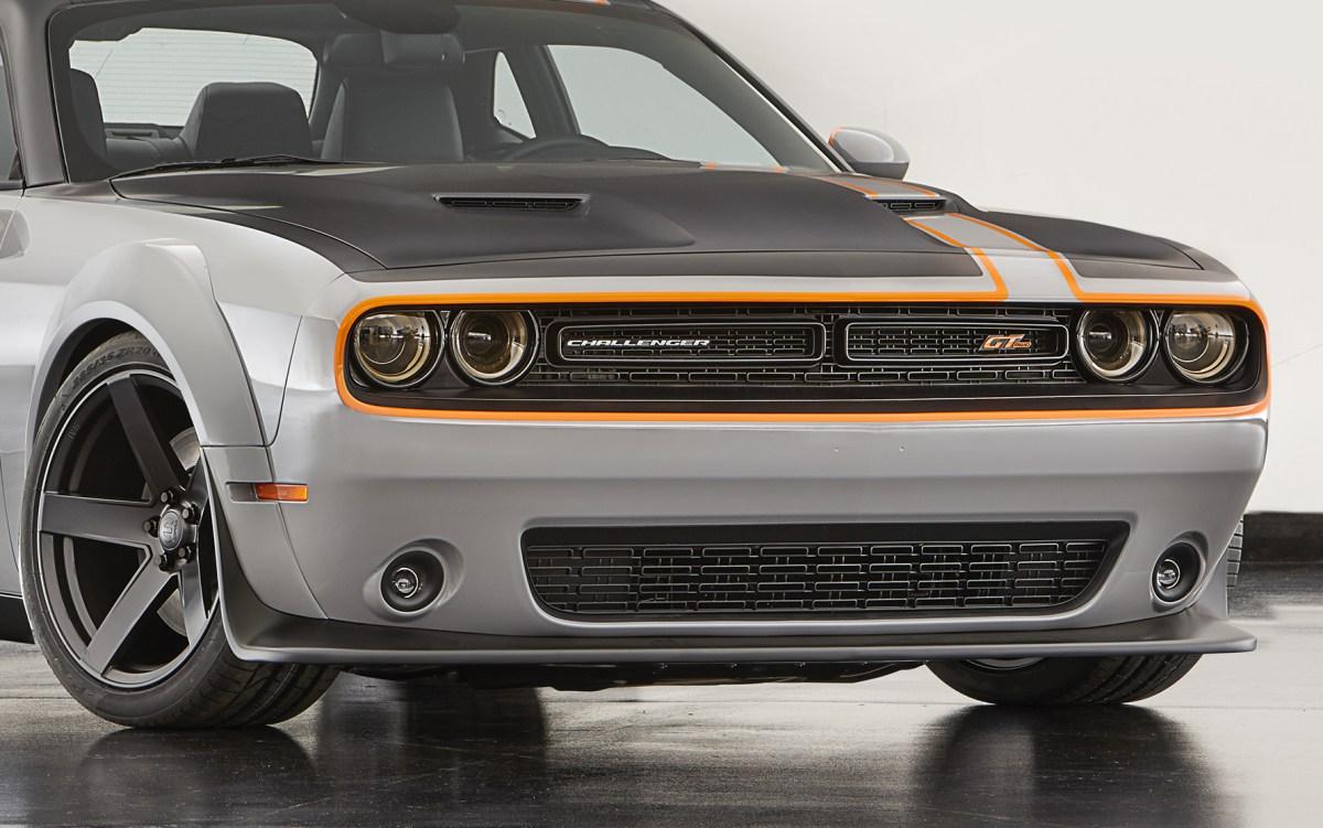 Inside Design: 2015 Dodge Challenger GT AWD Concept: