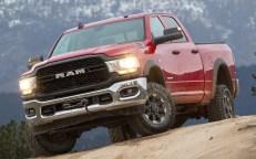 2019 Ram 2500 Tradesman Power Wagon. (Ram).