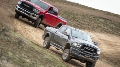 Photo of New Power Wagon Models Strut Their Stuff Off-Road: