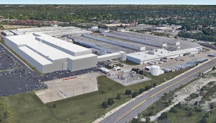 FCA Gets Green Light To Build New Detroit Area Assembly Plant For Future Jeeps: