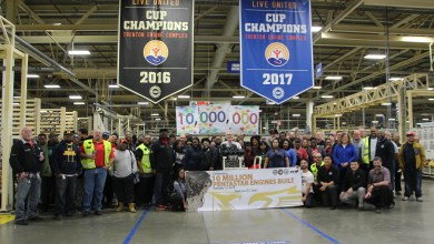 Photo of FCA Produces 10 Millionth Pentastar Engine: