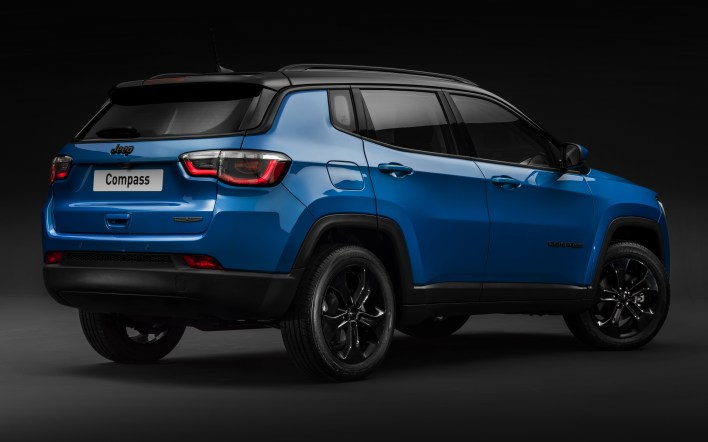 Meet The New Euro Spec 2019 Jeep Compass Night Eagle Mopar Insiders
