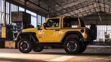 Photo of Jeep® Wrangler Rubicon 1941 Designed By Mopar, Makes Debut At Geneva: