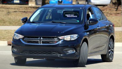 Photo of CAUGHT: Dodge Neon Sedan Bound For The United States?