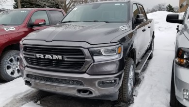 Photo of Ram Grabs Second In The Full Sized Truck Sales Race: