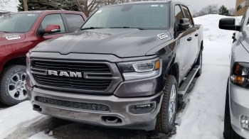 Pickup sales war