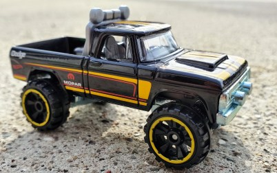 Mopar Hot Wheels '70 Dodge Power Wagon. (MoparInsiders).