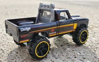 Mopar Hot Wheels '70 Dodge Power Wagon. (MoparInsiders).