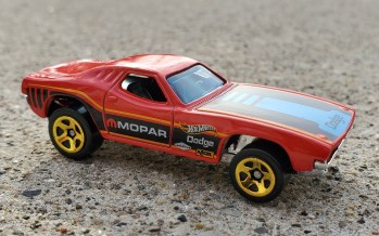Mopar Hot Wheels Dixie Challenger. (MoparInsiders).