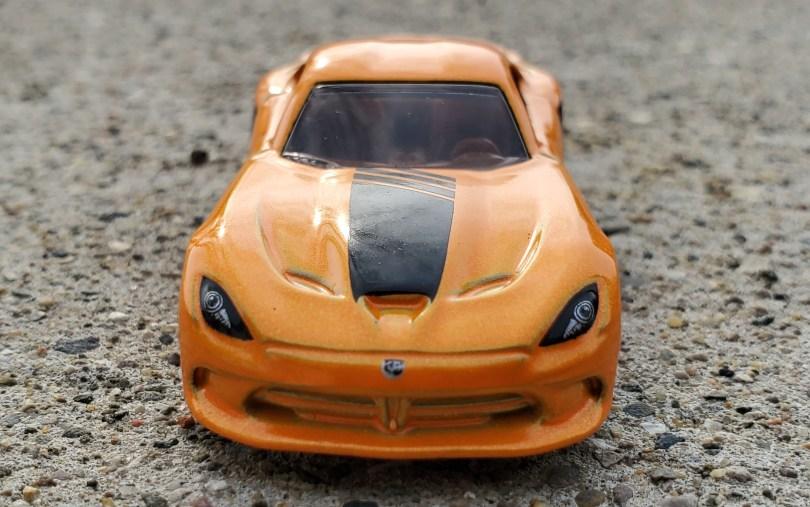 Mopar Hot Wheels 2013 SRT Viper. (MoparInsiders).