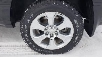 Canadian 2019 Ram 1500 Big Horn North Edition. (Frontier Chrysler Dodge Jeep Ram Ltd.).