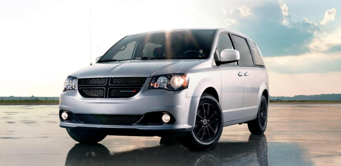 dodge grand caravan black rims Grand Caravan Blacktop Models Get New Wheel Design This Month