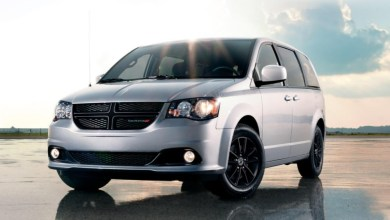 Photo of Grand Caravan Blacktop Models Get New Wheel Design This Month: