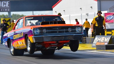 Photo of NHRA Dodge HEMI® Challenge Set To Return To Iconic U.S. Nationals: