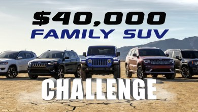 Photo of MoparInsiders Takes The $40,000 Family Utility Vehicle Challenge:
