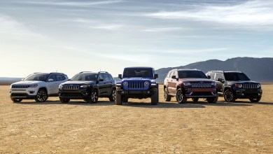 "Photo of Jeep® Launches ""Legends Aren't Born, They're Made"" Campaign:"