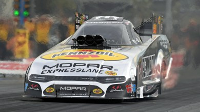 Photo of Mopar Teams Head To Atlanta For Arby's NHRA Southern Nationals: